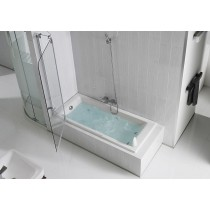 Ванна чугунная ROCA TAMPA 1700 А233850000 (в комплекте с ножками)