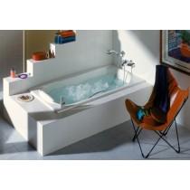 Ванна чугунная ROCA AKIRA 1700*850 с ручкой А23257000R (в комплекте с ножками)