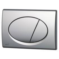 Кнопка слива Alcaplast M71 (хром - глянцевая)