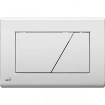 Кнопка слива Alcaplast M170 (белая)